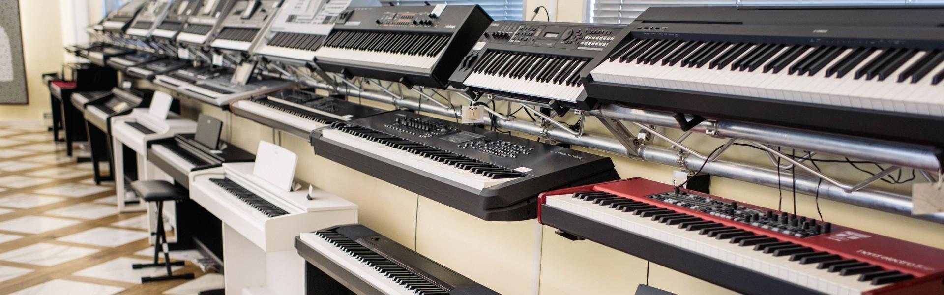 Pianoforti Elettrici