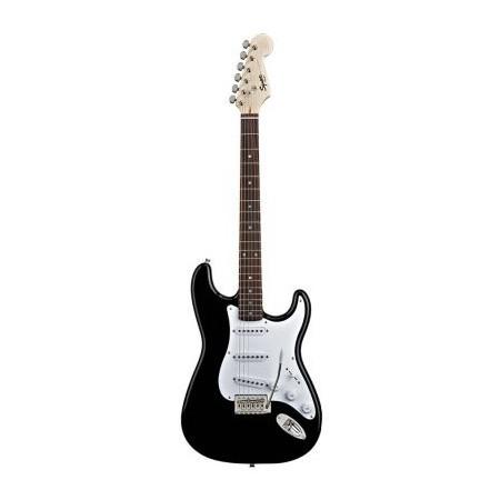 Fender Stratocaster Standard Rosewood Black Mex WBL