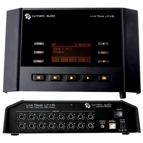 Cymatic Audio LP16