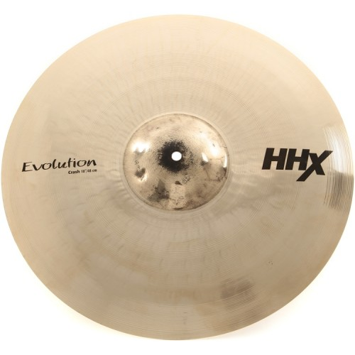 SABIAN HHX EVOLUTION CRASH 18''