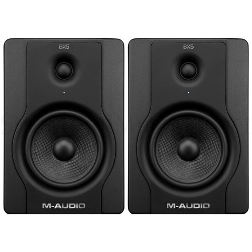 M-AUDIO BX5 D2 Coppia Monitor near-field