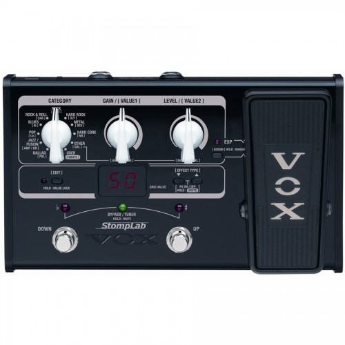 VOX StompLab IIG Guitar