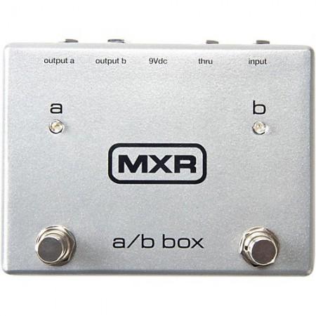 MXR A/B Box - M196