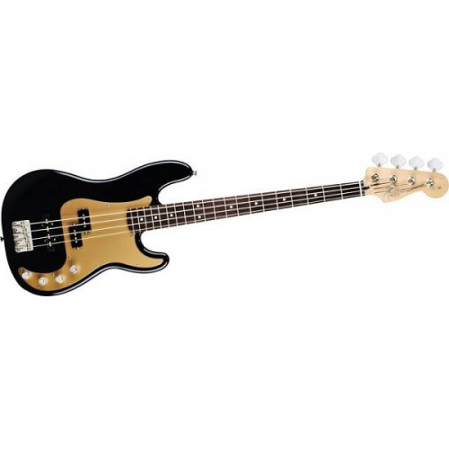 Fender Deluxe Active Precision Bass Black