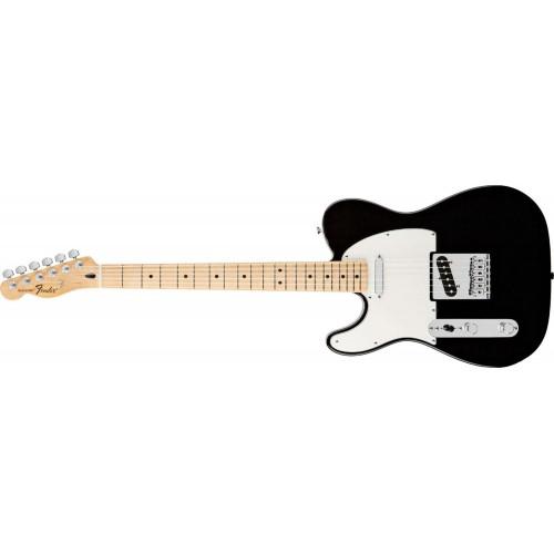Fender Telecaster Standard Left hand Black