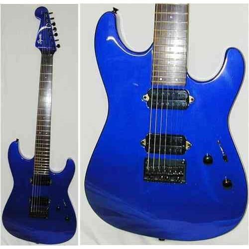 Squier Stagemaster Cobalt Blue