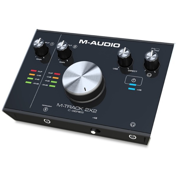 M-AUDIO MTRACK 2X2 M