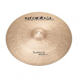 ISTANBUL serie AGOP Crash 18 Medium Traditional