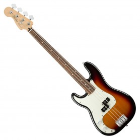 FENDER PLAYER P BASS LH 3 TONE SUNBURST