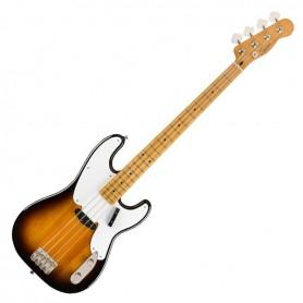 FENDER Squier Classic Vibe '50s Precision Bass MN 2-Color Sunburst