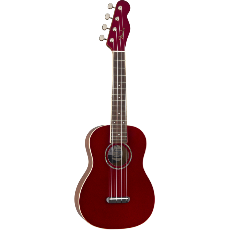 FENDER UKULELE ZUMA CAR WN