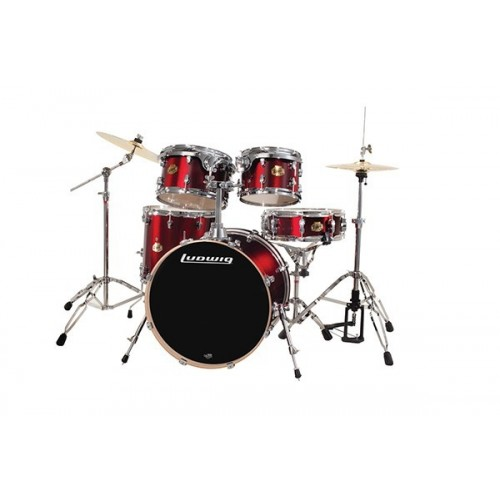 Batteria Acustica Ludwig Element 522R