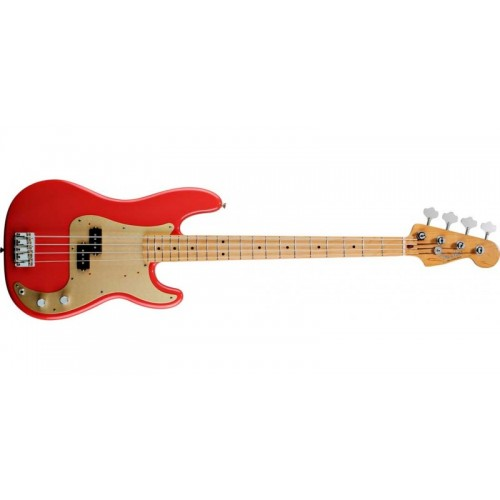 Fender Classic 50s Precision Bass Fiesta Red