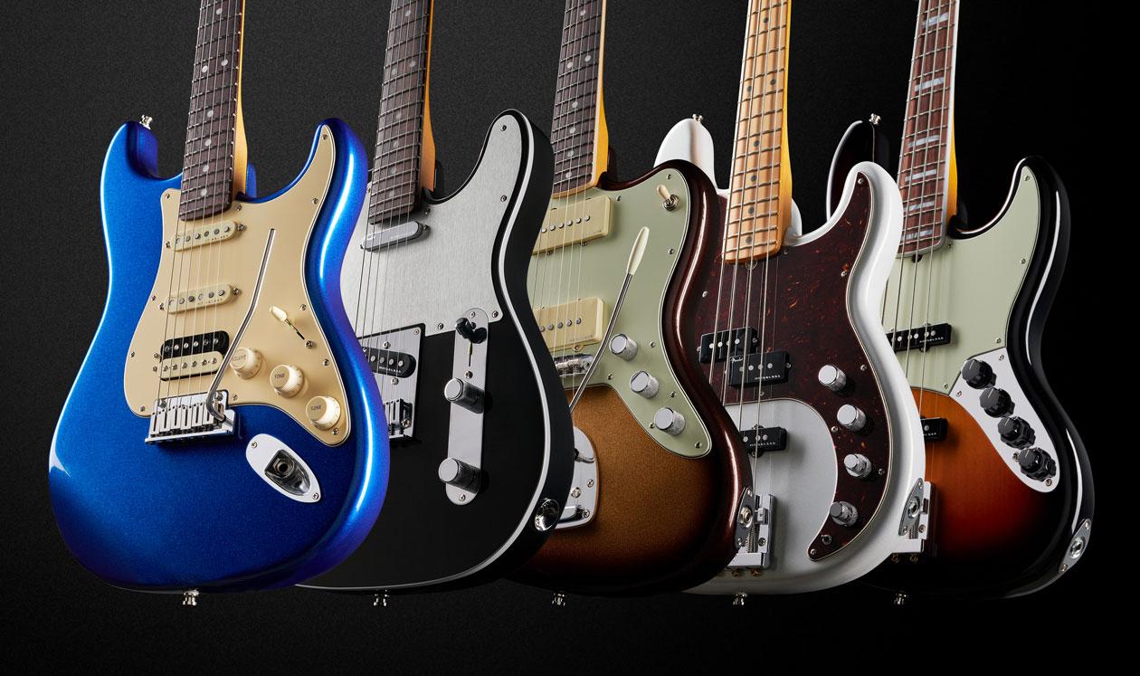 Fender strumenti musicali